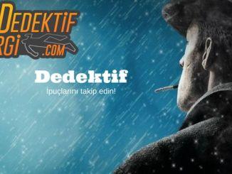 Den första och enda tidning att turkiyenin kriminalpolis tidskrifter
