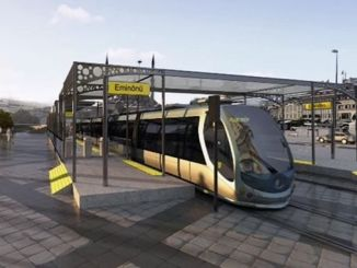 unkapani junction will be renewed within the scope of tram project