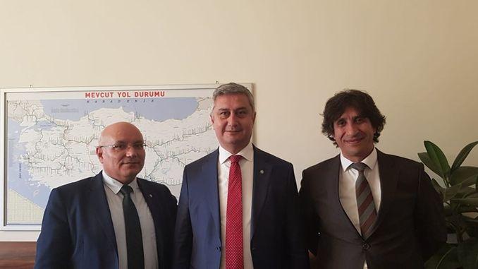 kollase juhtkond külastas Ankarat