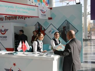 international travelexpo tourism and travel fair held in ankara