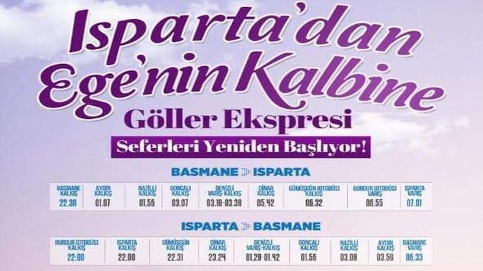 Göllər Ekspress Bilet qiymətləri