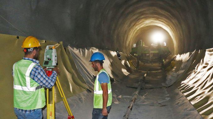 एंटाल्या चरण रेल प्रणाली परियोजना फूमली अध्ययन