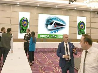 bursalilar wants a high speed train