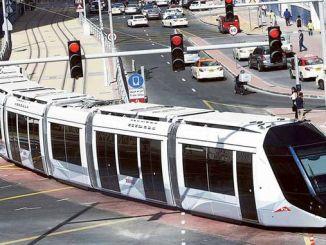 દુબાઇ ટ્રામ દર વર્ષે મિલિયન મુસાફરોની પરિવહન કરે છે