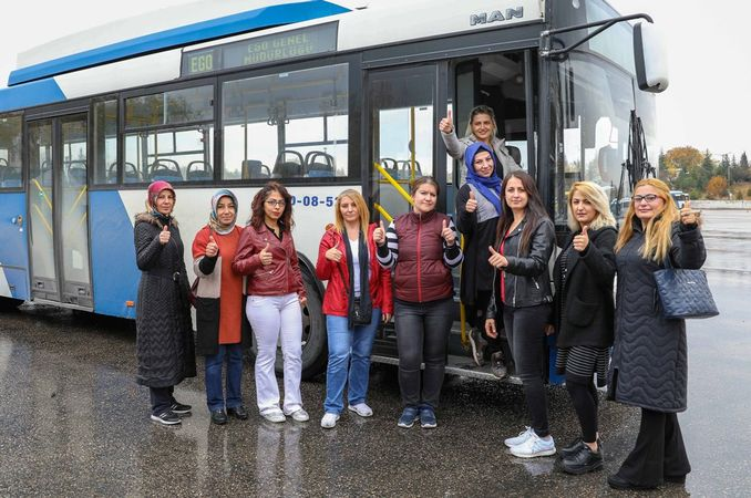 ego mass transportation vehicles will get female bus soforu