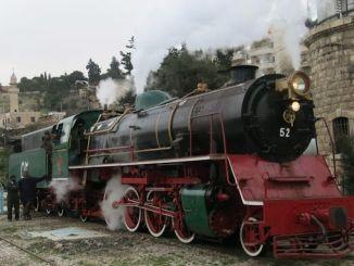 2: Աբդուլհամիդին Ռույասի Հեջազ երկաթուղային Աման երկաթուղային կայանը վերականգնվում է