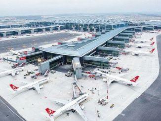 Kohët e fluturimit të aeroportit në Stamboll zgjatën dyfishin e kostove të tyre