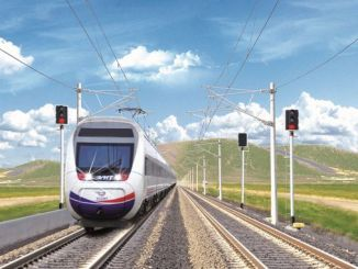 Here is the latest situation in the never ending high speed train projects