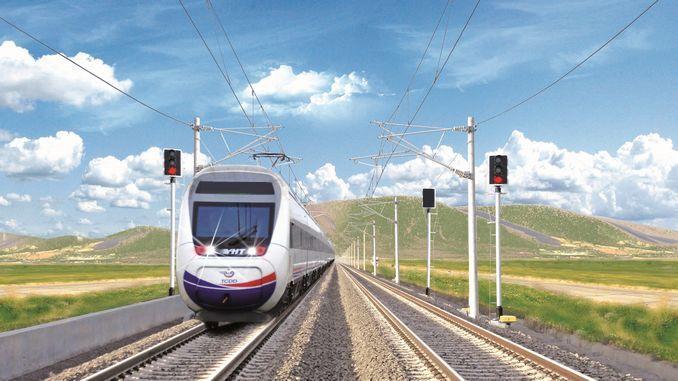 Hier is die nuutste situasie in die nimmereindigende treinprojekte vir hoë snelhede