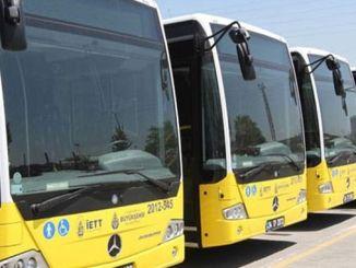 Alternatīvs maršruts kadikoyde iett autobusiem