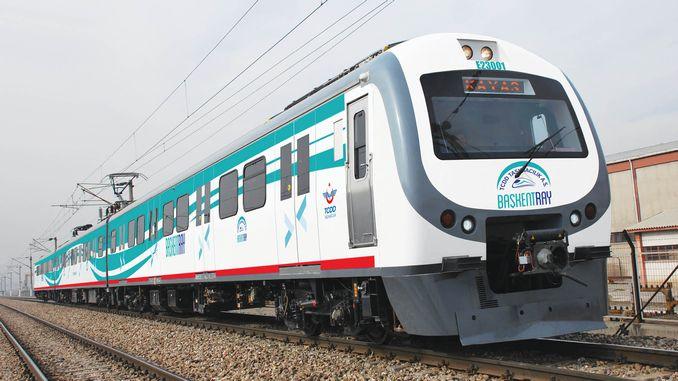 linnade raudteesüsteemi projektid