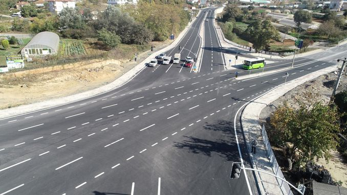 projects that relieve the traffic in a real life