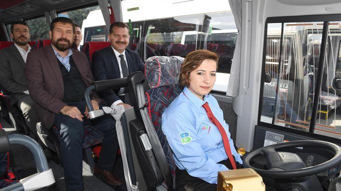 Kocaseyit Flughafen Bus