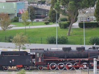 最後的蒸汽機車是梭曼寧