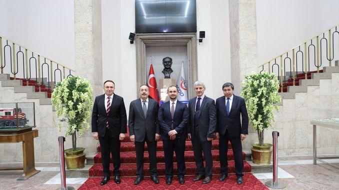 A tcdd szállítás a macedón vasutakkal való együttműködés céljából jött létre