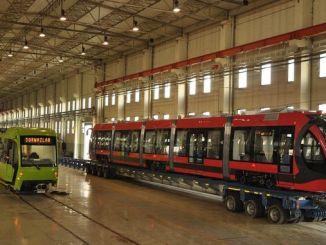 在土耳其工業流通出口數百萬歐元的同時,我國的十億歐元鐵路系統招標項目卻流向了外國人