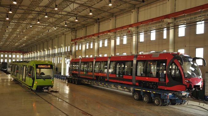 Mentre l'industria turca circola per esportare milioni di euro, le gare del sistema ferroviario da miliardi di euro nel nostro paese vanno agli stranieri