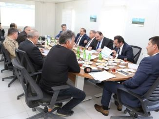 governor ayhan sivas ankara high-speed train visited the site