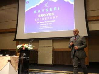 Kayseri Erciyes Introduced with Thai Tourism