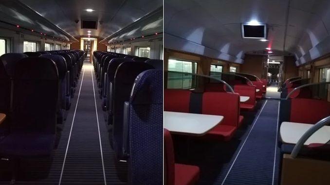 New High Speed Train Set