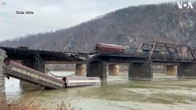 usa yuk train derailed derailed in the river dvd original
