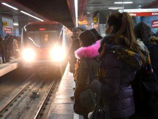 ankara metro will work until the night of New Year's Eve