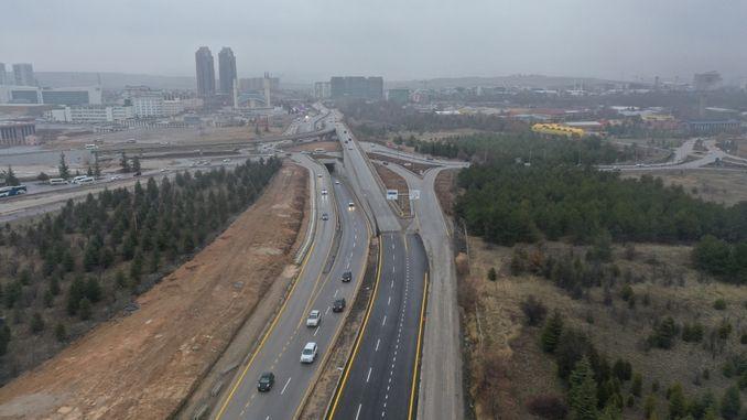 трафикът в Анкара ще диша