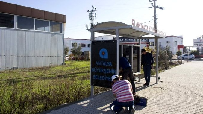 two new stops to Antalya serik