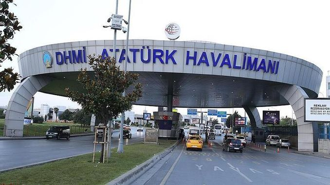 ataturk airport for the french company compensation million euros