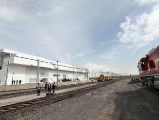 Baku-Tbilisi-Kars linha ferroviária visão do projeto turkiyenin