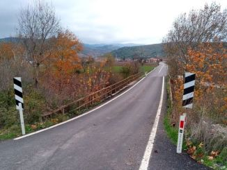 balikesir countryside made secure bridges