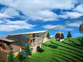 el presidente yuce habló sobre el proyecto del teleférico de sapanca