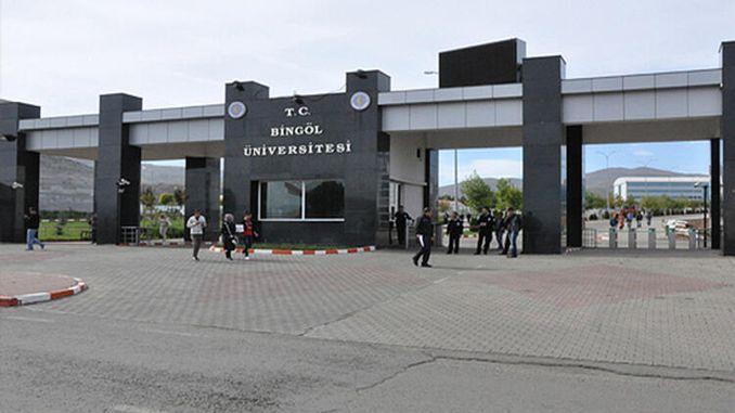 bingol university