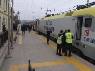 bogazici express osmaneliden first passenger transport began
