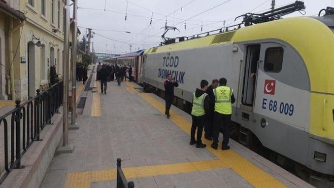 bogazici express osmaneliden eerste passasiersvervoer begin