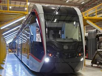 bozankaya to export million euros tram to romania