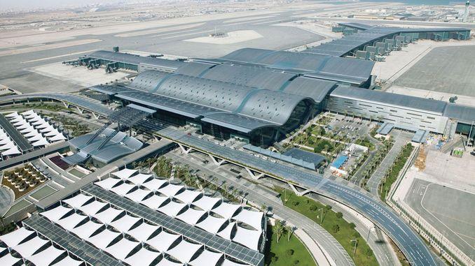 दोहा एयरपोर्ट विस्तार परियोजना व्यापार जीतती है