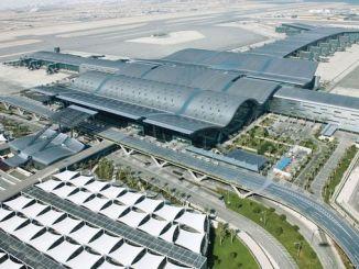 Doha Airport Expansion Project vinner affärer