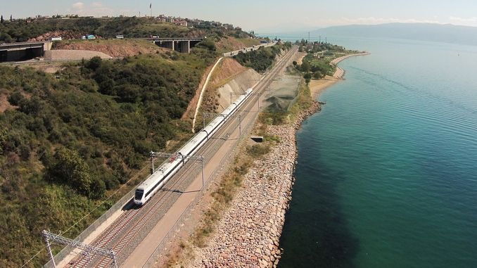 Railway Adventure of Turkey today than yesterday
