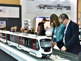 The first year will be organized in Eskisehir in Turkey and one railroad rail industry fair show
