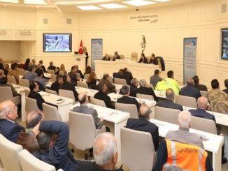 reunión de información suburbana de gaziray se llevó a cabo