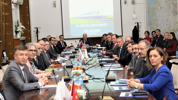 General Manager Yazıcı: Trainings in Railway Sector are Very Important