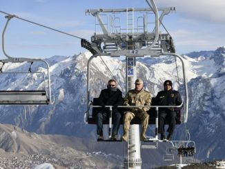 hakkari merga butan ski resort ready to host ski enthusiasts