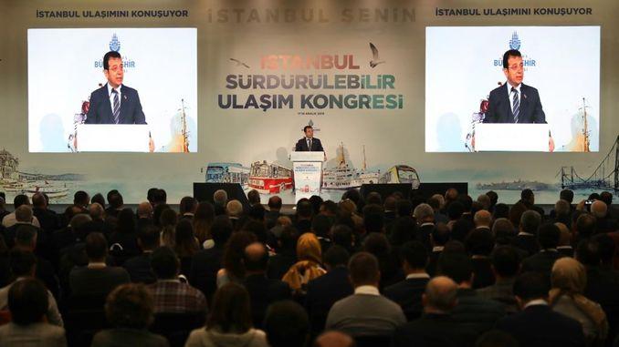 Die Schließung des Flughafens imamoglu ataturk sollte erneut erörtert werden