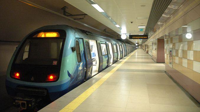 ترتيب العام الجديد لجدول مترو اسطنبول