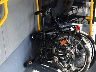 فولڈر موٹر سائیکل کی درخواست