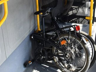 bicicleta plegable Izmir