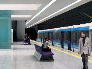 Kocaeli Metro Linearen proiektuak eta bideragarritasun azterketak