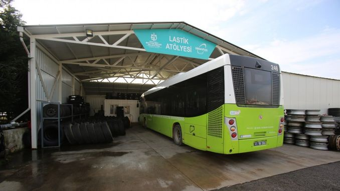 koceli ulasimpark buses are ready