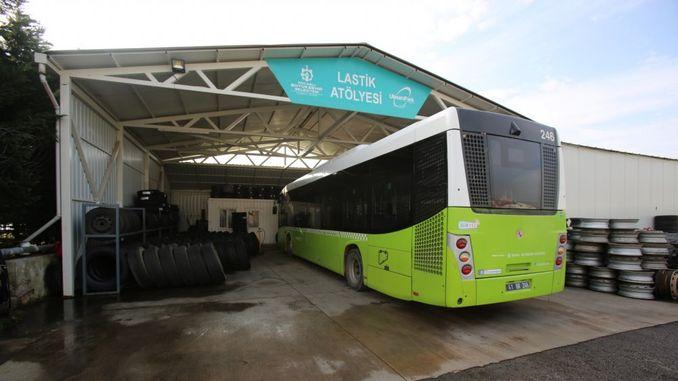 koceli ulasimpark巴士已經準備好